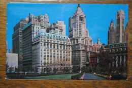NY New York – NYC – Skyline View Looking Across Battery Park - New York City