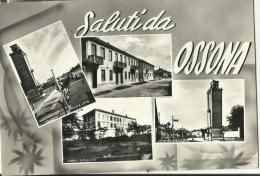 OSSONA( MILANO)- VEDUTINE - VIAGGIATA 1957 - OTTIMO STATO - Milano (Milan)