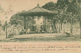 Santiago De Cuba Kiosko De Musica En La Avenida Michaelsen  P. Used 1902 - Cuba
