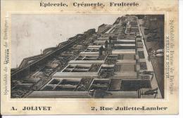 CHROMOS - A. JOLIVET - Toulouse - Maison De Pierre - Chromos