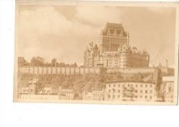 CANADA----QUEBEC----chateau Frontenac---voir 2 Scans - Québec - Château Frontenac