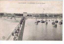 CPA Ile D'Oleron , La Cotinière - Le Jour Des Régates - Ile D'Oléron