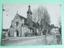 FIGEAC - L'Eglise Des CARMES - Figeac