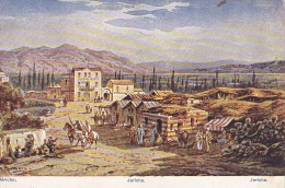 PAL6   --  JERICHO  --  JORDAN HOTEL - Palästina