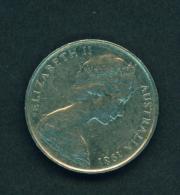 AUSTRALIA - 1981 10c Circ. - 10 Cents