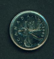 CANADA - 2005 25c Circ. - Canada