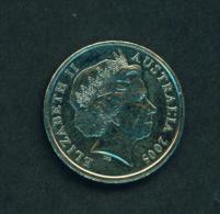 AUSTRALIA - 2005 5c Circ. - Decimal Coinage (1966-...)