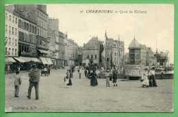 50 CHERBOURG - Quai De Caligny - Cherbourg