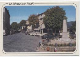 """LA SALVETAT   /  34   """"  VUE GENERALE  /      """"  CPM / CPSM  10 X 15 - La Salvetat"""