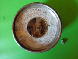Barometre A Reviser-vendu Dans L´etat- Ou Pour Pieces---- - Unclassified