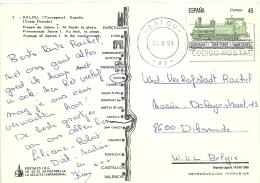 Espana 1993 Salou >> Belgique - 1931-Aujourd'hui: II. République - ....Juan Carlos I