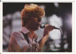 CPSM David Bowie - Musique Et Musiciens
