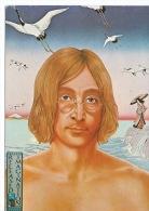 CPSM John Lennon - Musique Et Musiciens