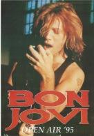 CPSM Bon Jovi - Musique Et Musiciens
