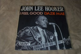 JOHN LEE HOOKER  °  I Feel Good Dazie Mae - Blues