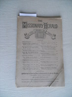 The Missionary Herald December 1889 : Congo, China, Natal, - Books, Magazines, Comics