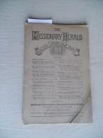 The Missionary Herald December 1889 : Congo, China, Natal, - Boeken, Tijdschriften, Stripverhalen