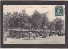 Montreuil Sous Bois - Le Marché - Photo Phono Paris - Montreuil