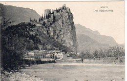 ARCO (TN) - PANORAMA - CASTELLO - F/P - N/V - Trento