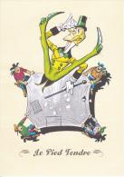 """Extrait De L'album Lucky Luke """"Le Pied Tendre"""" - Éditions Atlas - Lucky Comics 2002 - Dargaud 1968 - Libri, Riviste, Fumetti"""