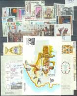 ESPAÑA 1987 - Edifil #2874/2926 (Año Completo) - MNH ** - España