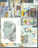 ESPAÑA 1988 - Edifil #2927/85 (Año Completo) - MNH ** - España