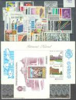 ESPAÑA 1989 - Edifil #2986/3046 (Año Completo) - MNH ** - España