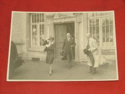 Princesse Joséphine Charlotte En Visite Dans Home à Haarlem - Case Reali