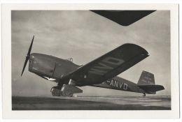 """ISTRES-AVIATION (Bouches Du Rhône) - Avion De Tourisme - Caudron """"Aiglon"""" - 1919-1938: Entre Guerres"""