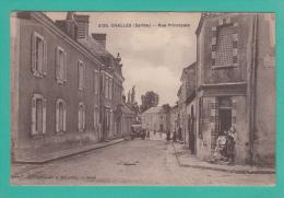 CHALLES --> Rue Principale - Autres Communes