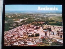 CPM/CPSM Maroc, Vue Aérienne Amizmiz - Non Classés