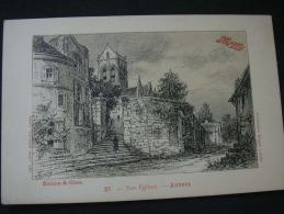 95 AUVERS  PUB MAGGI - Auvers Sur Oise