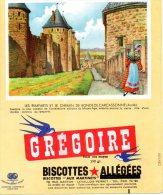 - Biscottes GREGOIRE - Carcassonne - 568 - Biscottes