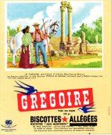 - Biscottes GREGOIRE - Le Théatre Antique D'Arles - 570 - Biscottes