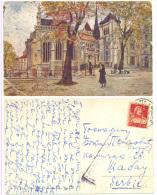 GENEVE Cathedrale De St.Pierre Anne 1915 - GE Geneva