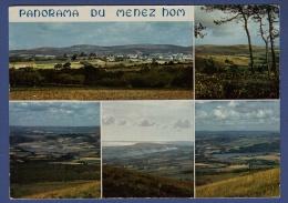 29 PLOMODIERN Panorama Du Menez-hom Vers L'Aulne Et La Baie De Douarnenez 5 Vues - Plomodiern