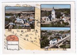 En Passant Par Heudebouville, 3 Vues, église, Lapie N° 175 - Sonstige Gemeinden