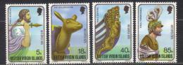 Z712 - VIRGIN ISLANDS 1973, La Serie N. 278/281  ***  MNH - British Virgin Islands