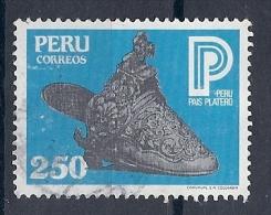 130604860  PERU  YVERT  Nº  746 - Peru