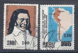 130604869  PERU  YVERT  Nº  757/60 - Peru