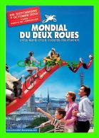 CYCLISME - PARIS, PORTE DE VERSAILLES - MONDIAL DU DEUX ROUES, 2001 - - Cyclisme