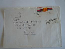 Spanje Espagne Spain Brief Lettre Letter 1993 Distributeurs ATM Type Epelsa Type III Yv 6a Impréssion Renversée 937 Cert - 1931-Aujourd'hui: II. République - ....Juan Carlos I