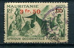 Mauritanie 1944 - YT 133 (o) - Mauritanie (1906-1944)