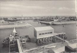 Zeebrugge   Algemeen Havenzicht           Scan 4797 - Zeebrugge
