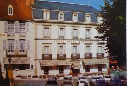 BOURBON L'ARCHAMBAULT - Grand Hôtel MONTESPAN - TALLEYRAND Et Logis SEVIGNE - Les Façades - Cpsm Non écrite Correcte - Bourbon L'Archambault
