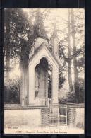 FRANCE 14.CPA.(CALVADOS).JORT.CHAPELLE DE NOTRE-DAME-DU-BON-SECOURS .CIRCULÉE 1925 AVEC TIMBRE - Other Municipalities