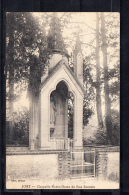 FRANCE 14.CPA.(CALVADOS).JORT.CHAPELLE DE NOTRE-DAME-DU-BON-SECOURS .CIRCULÉE 1925 AVEC TIMBRE - Otros Municipios