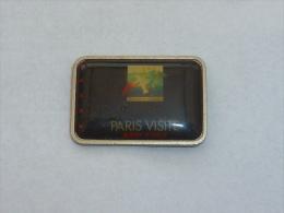 Pin's PARIS VISITE - Städte