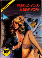 SATIRES N°71 Rendez-vous à New York ELVIFRANCE BD Bande Dessinée Adulte érotique Libertine PF Petit Format Poche 13x18 - Erotik (Frei Ab 18)