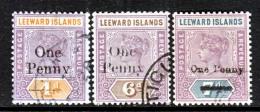 Leeward Islands 17-19   (o) - Leeward  Islands